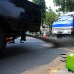 Warna Asap Knalpot Pertanda Kesehatan Mobil Lho!