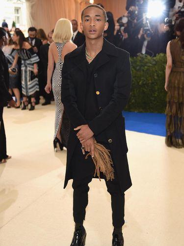 Putra Will Smith Blak-blakan Soal Dirinya Suka Pakai Dress Wanita
