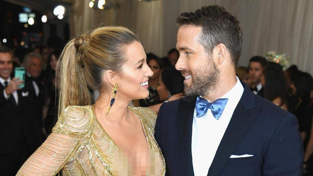 3 Bahasa Tubuh Blake Lively & Ryan Reynolds yang Menandakan Cinta Sejati