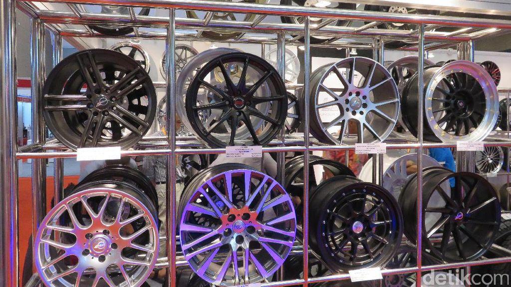 Solusi Biar Pelek Mobil Nggak Digondol Maling