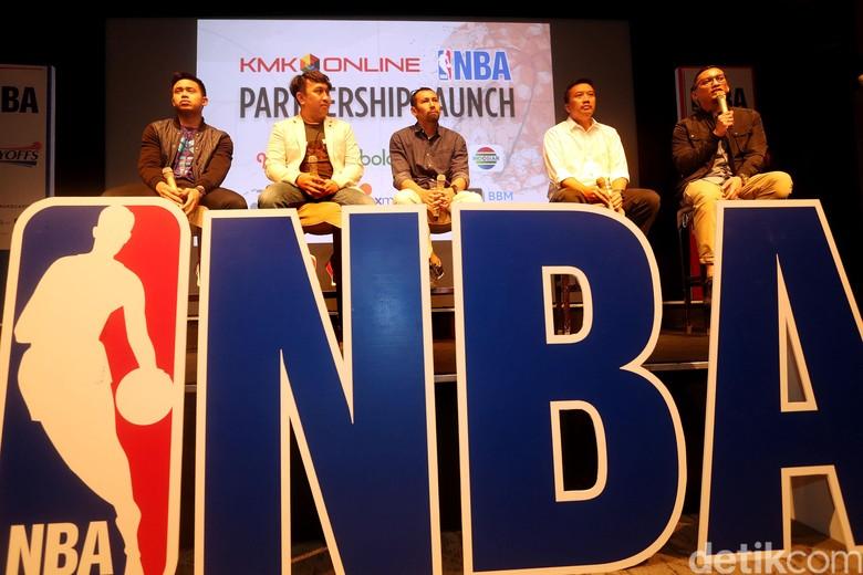 Menpora Dukung Tayangan NBA di Indonesia
