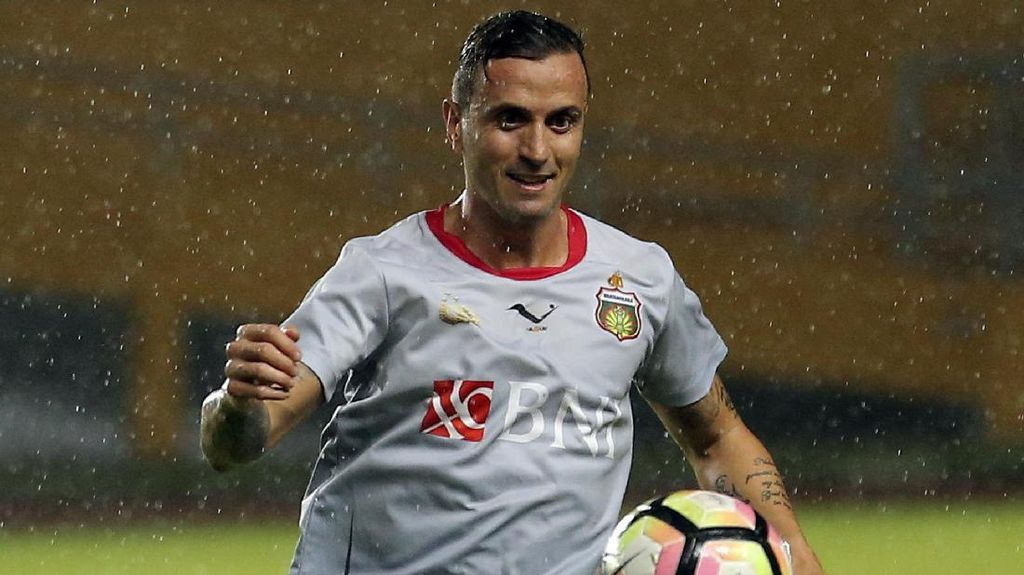 Bhayangkara FC Relakan Kepergian Paulo Sergio
