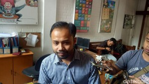 ICW: Selama Ketua MK Masih Arief Hidayat Kami Tak Akan Gugat UU MD3
