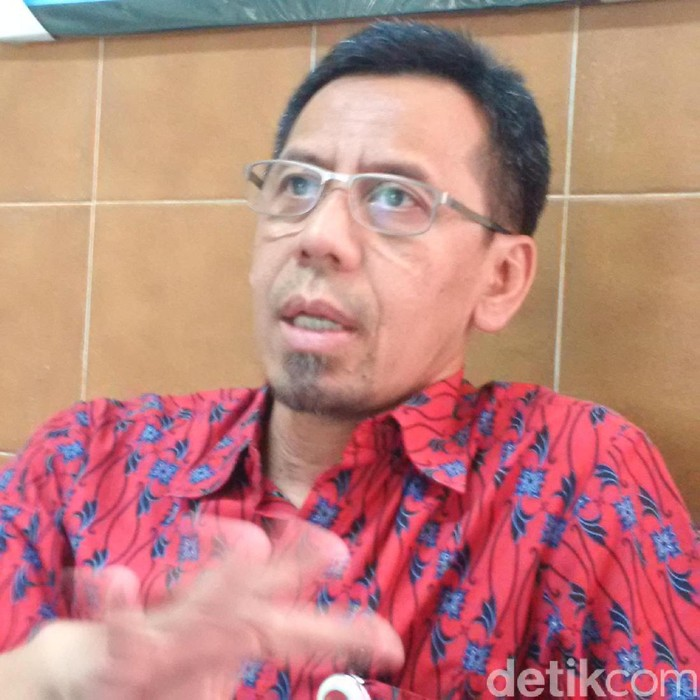 Ketua Ombudsman Jabar Haneda Sri Lastoto