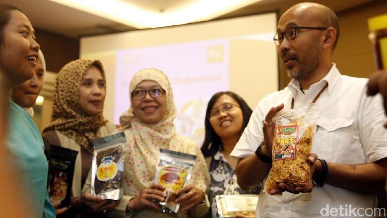 BeKraf Gelar Food Startup Indonesia