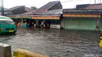Hujan Badai di Bandung, Kopo dan Cibaduyut Banjir
