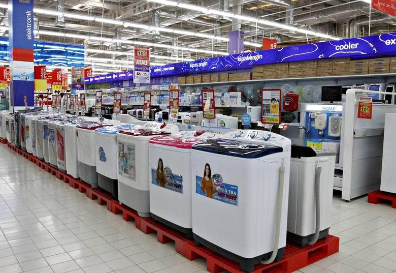 Promo Diskon Mesin Cuci Di Transmart Dan Carrefour