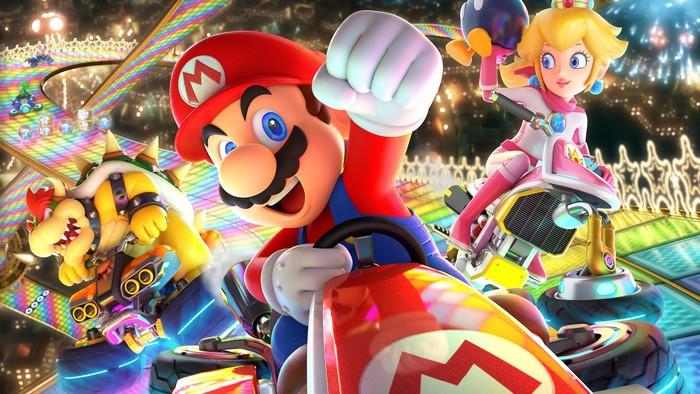 Mario Kart. Foto: internet