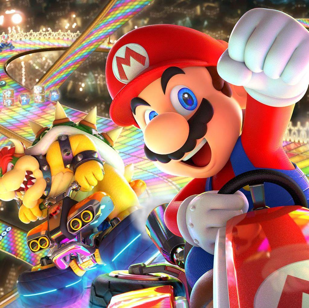 Serunya Main Mario Kart 8 Pakai Nintendo Labo