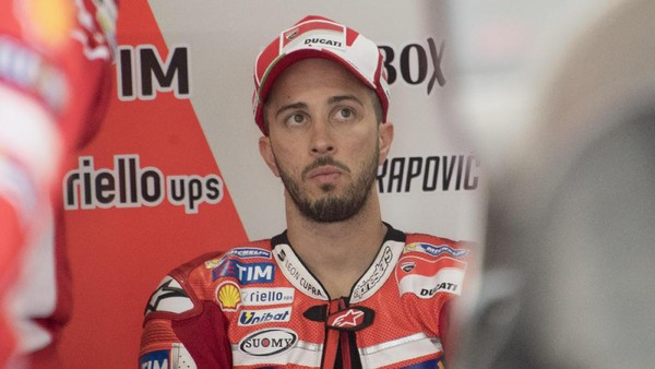 Dovizioso Akui Jerez Trek yang Sulit untuk Ducati