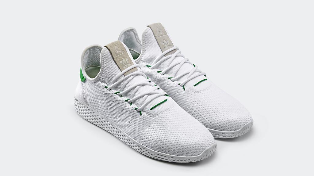Pharrell Williams Kolaborasi Bareng Adidas Rilis Sneakers Mirip Stan Smith