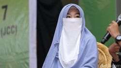 Ustaz Arifin Ilham Meninggal Dunia, Larissa Chou: Terima Kasih Abi