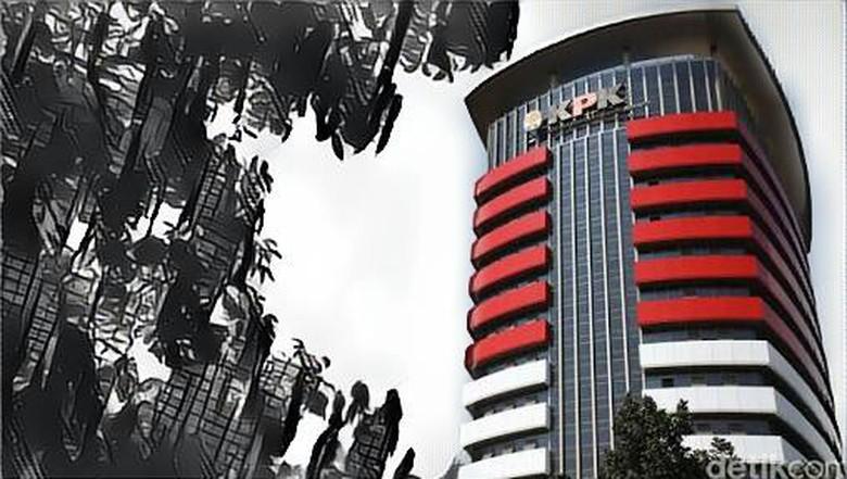 Gedung KPK (Foto: dok detikcom)