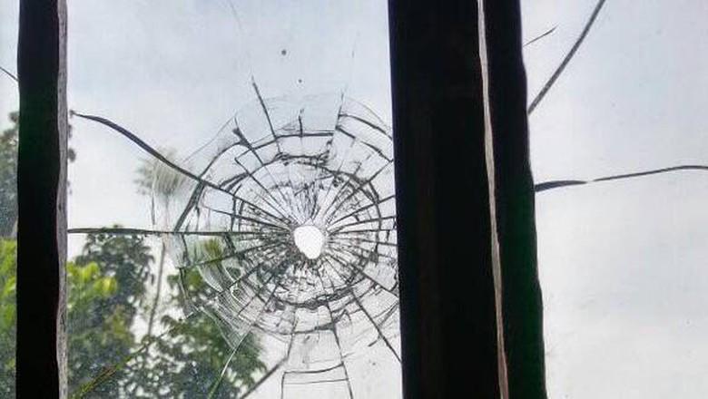 Insiden Tertembaknya Rumah Jazuli Diduga dari Senpi Laras Panjang