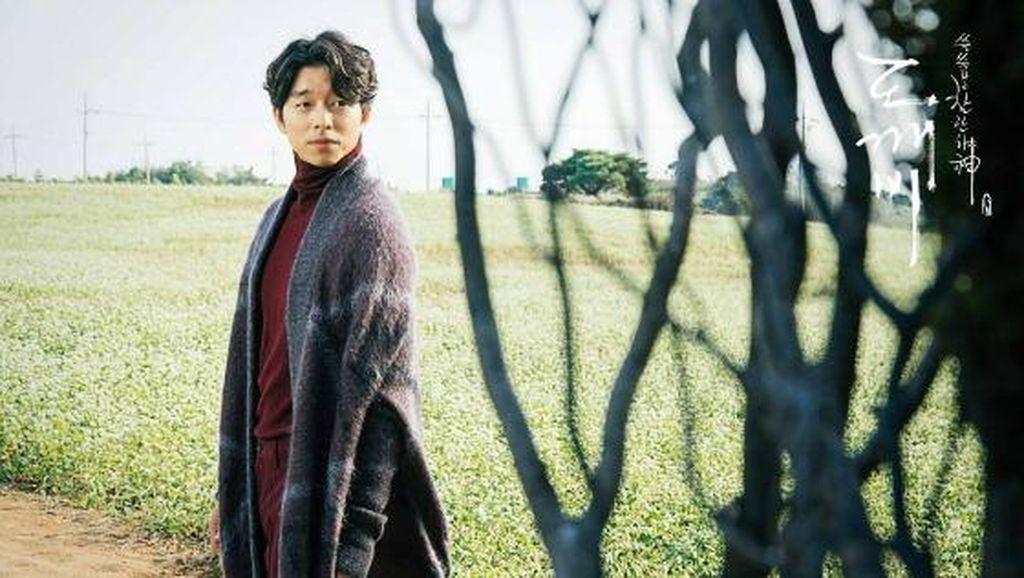 Foto: 7 Pesona Gong Yoo Goblin yang Bikin Hati Wanita Terpikat
