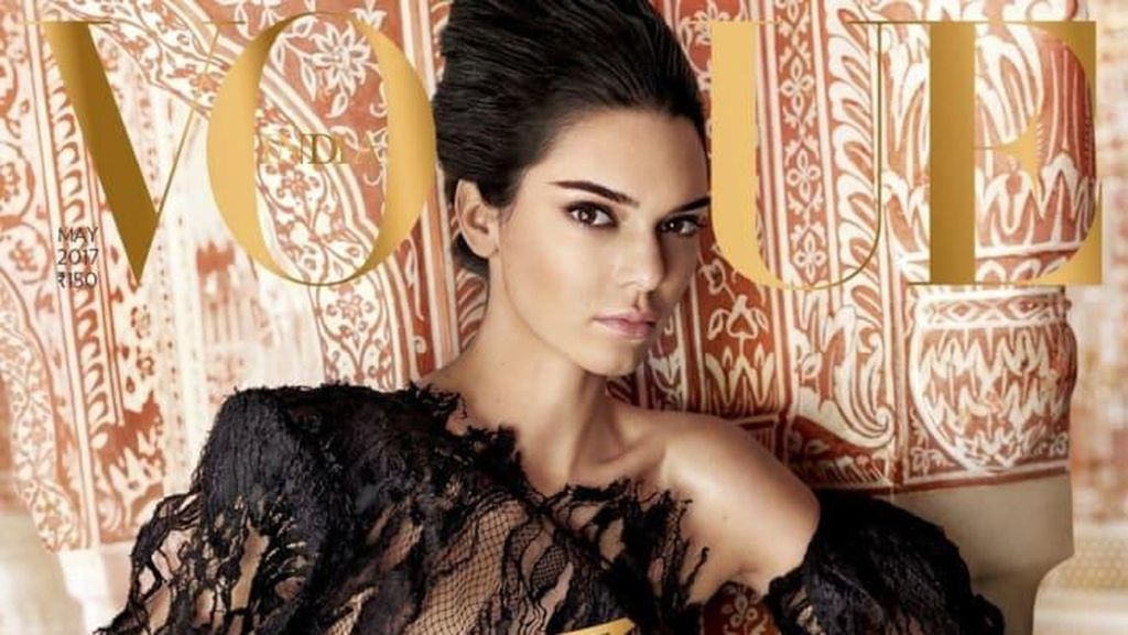 Jadi Model Vogue India, Kendall Jenner Di-bully Netizen