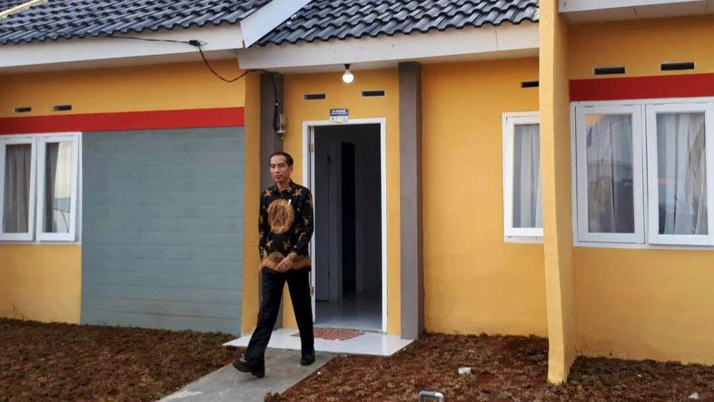 Apa Kabar Rencana Jokowi Sediakan Rumah Tanpa DP untuk PNS?