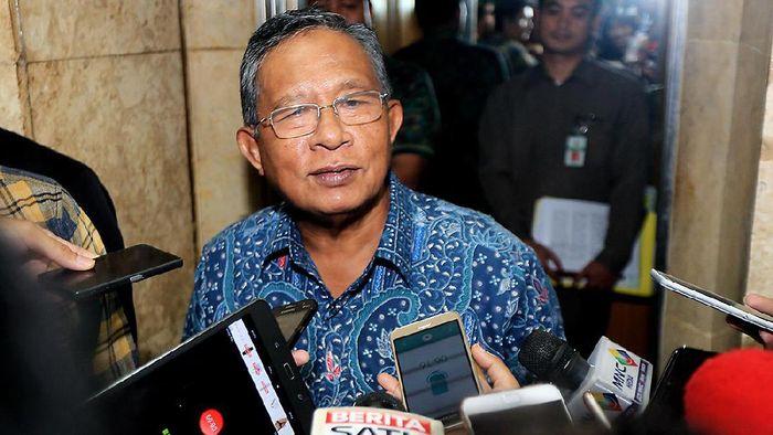 Menko Perekonomian Darmin Nasution/Foto: Ari Saputra