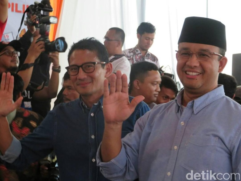 Tim Sinkronisasi Anies-Sandi: Program KJP Plus Akan Diwujudkan