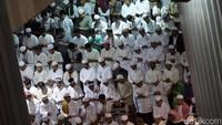 Pihak GNPF MUI menyatakan, aksi 55 batal menggelar long march ke Mahkamah Agung.