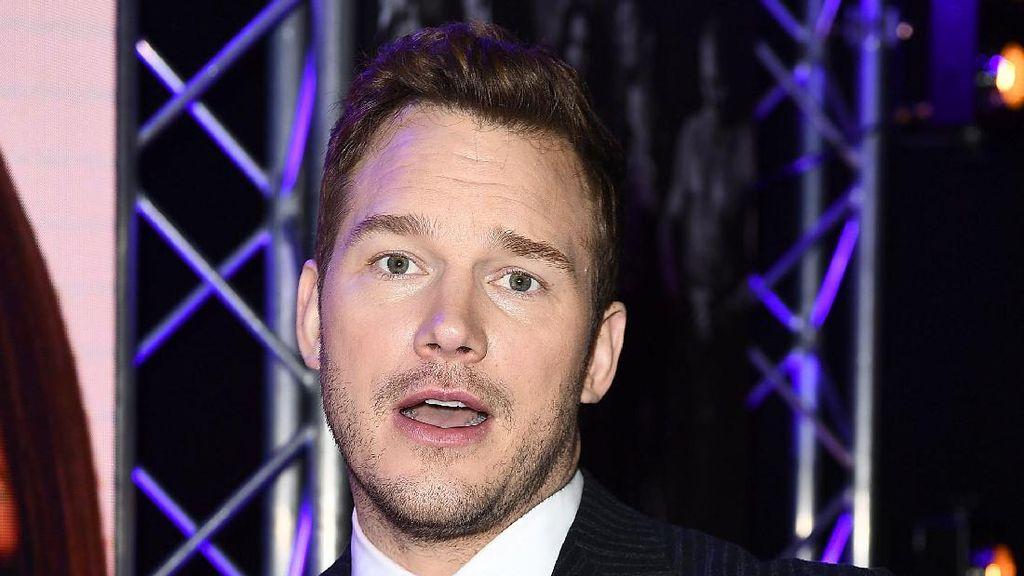 Reaksi Chris Pratt Saat Mencoba Facial Caviar Rp 4,5 Juta