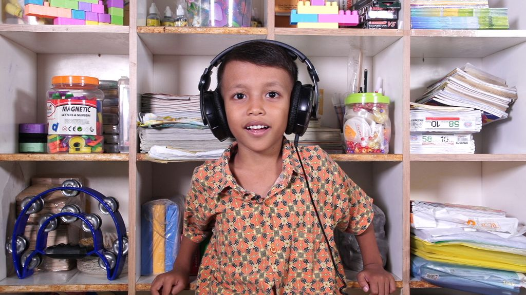 Perkembangan Lagu Anak dari Waktu ke Waktu
