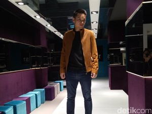 Ben Kasyafani Jadi Model Dadakan di Private Fashion Show di Turki