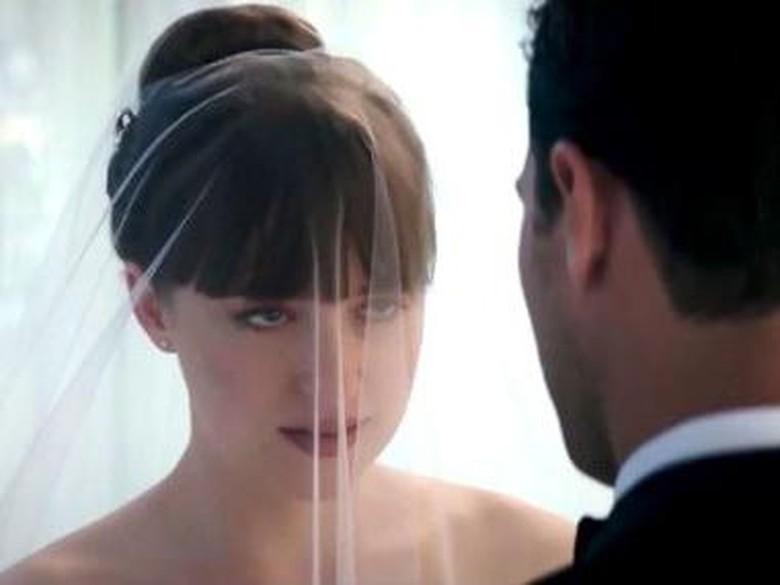 Ana Kandung Anak Christian Grey di Trailer Anyar Fifty Shades Freed