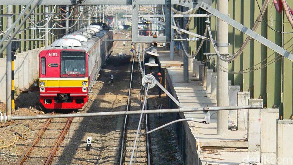 Atasi Macet, KAI Usulkan Rel Kereta Medan-Pancurbatu Diaktifkan