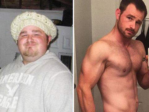 Lihat, Perubahan Mengagumkan 10 Orang yang Sukses Turunkan Berat Badan