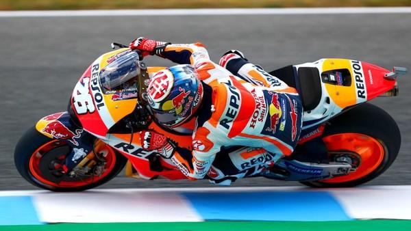 Pedrosa Tercepat Lagi, <I>Rider-Rider</I> Spanyol Kuasai Empat Besar
