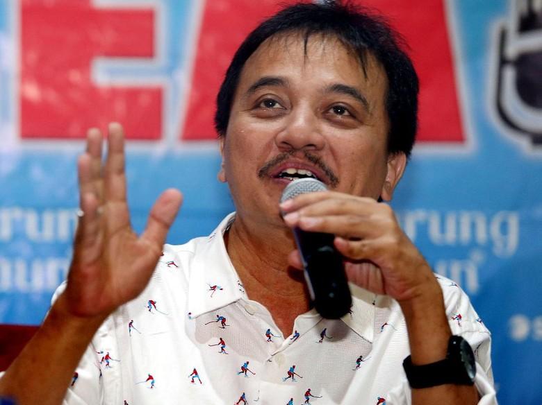 Roy Suryo Banjir Kecaman Gegara Nyinyir Soal Asian Games