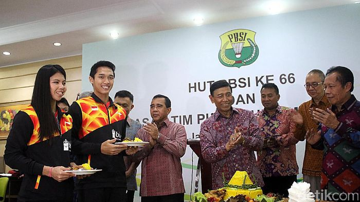 Kepengurusan Wiranto di PBSI selesai hari ini, ini pasang surutnya. (Foto: detikcom/Rengga Sancaya)