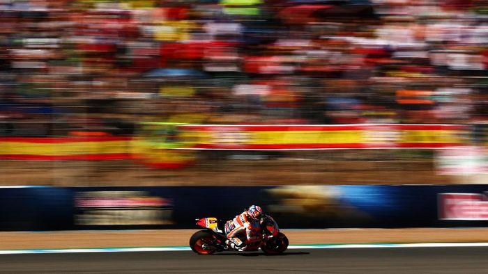 Balapan MotoGP Spanyol 2017 (Foto: Getty Images/Dan Istitene)