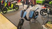 Sepeda Listrik China Serbu IIMS 2017