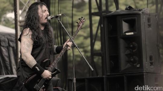 Krisiun Buka Pesta Metalhead di Hammersonic