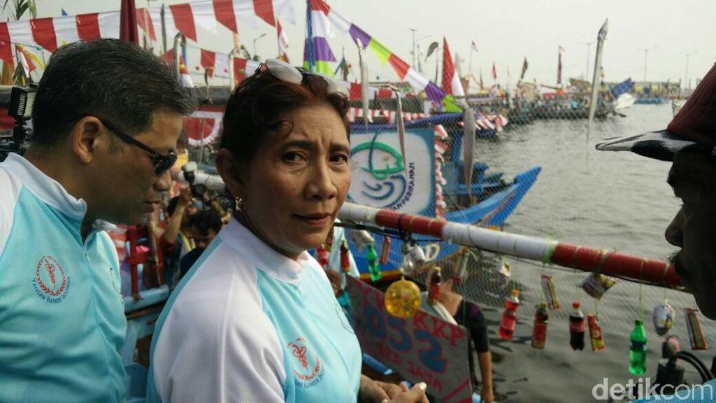 Curhat Nelayan Muara Angke: Bu Susi, Saya Belum Dapat Asuransi