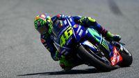 Perjudian Rossi Berakhir Tak Menyenangkan