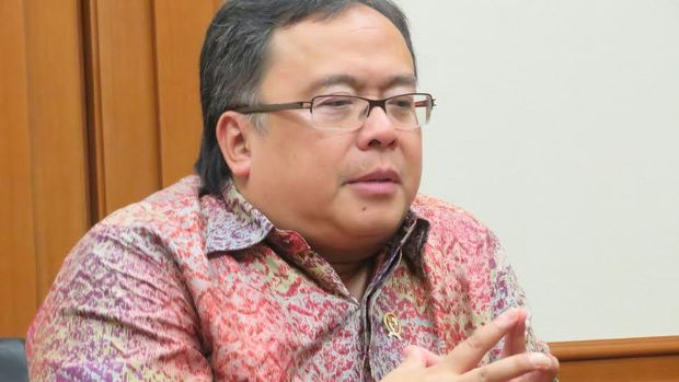 Kupas Tuntas Ide Pemindahan Ibu Kota Bersama Menteri Bambang