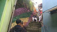Yang Baru dan Unik di Semarang, Kampung Pelangi