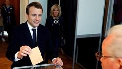 Lockdown 15 Hari, Prancis Umumkan Perang Lawan Virus Corona