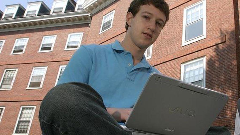 Kisah Zuckerberg Lahirkan Facebook dan Raup Ratusan Triliun
