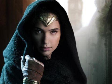 Rahasia Wajah Super Cantik Gal Gadot di Film Wonder Woman