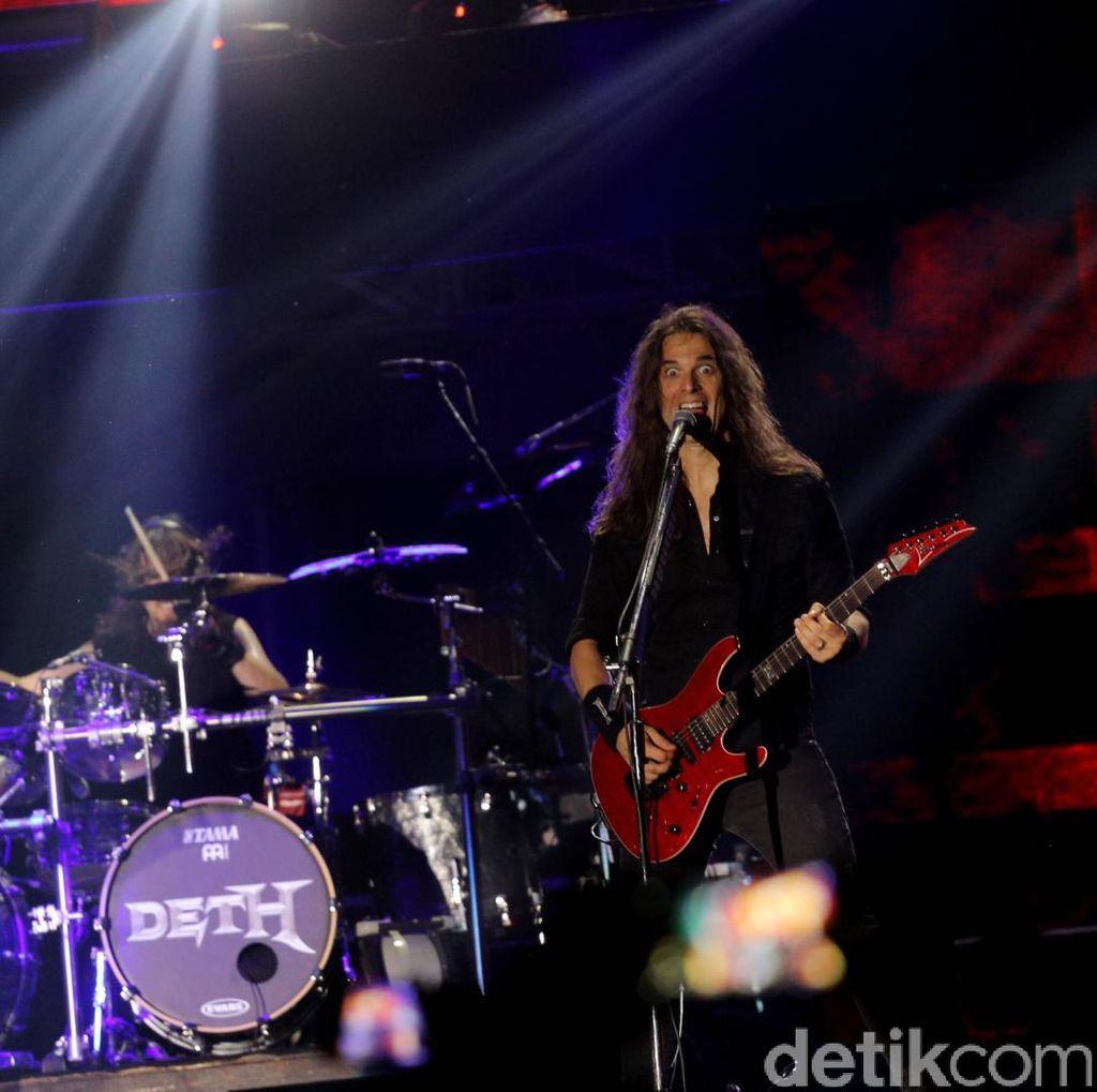 Yogyakarta Bakal Kedatangan Megadeth Oktober 2018