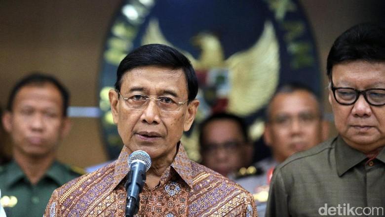 Wiranto: HTI Dibubarkan Lewat Jalur Pengadilan agar Fair