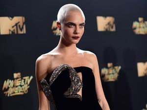 Foto: 5 Seleb Berbusana Terbaik di MTV Movie & TV Awards 2017