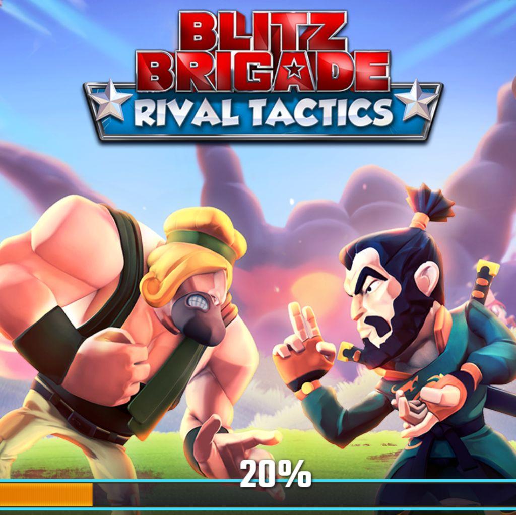 Blitz Brigade: Rival Tactics, Penantang Clash Royale ala Gameloft