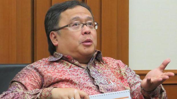 Menteri Perencanaan dan Pembangunan (PPN)/Kepala Bappenas Bambang Brodjonegoro