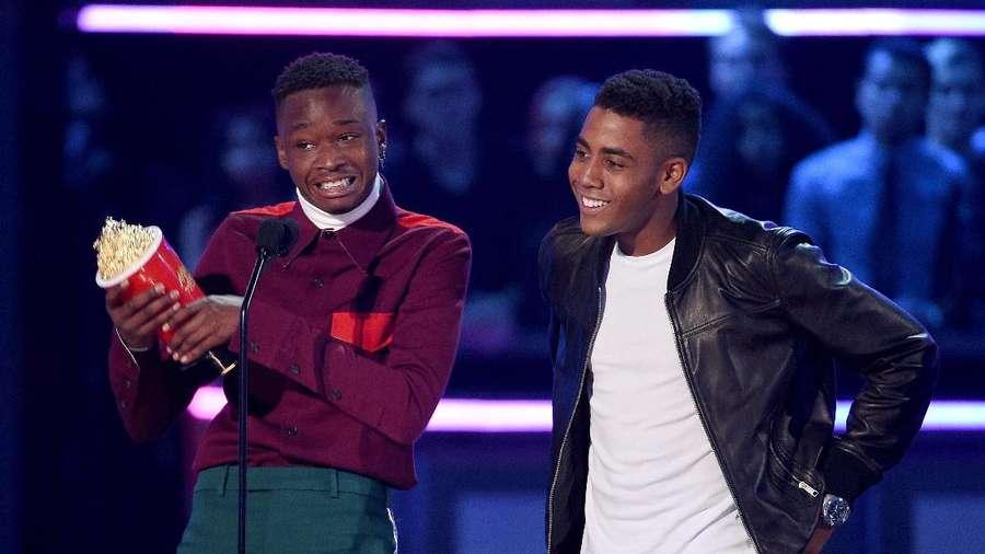 Para Pemenang di MTV Movie and TV Awards 2017
