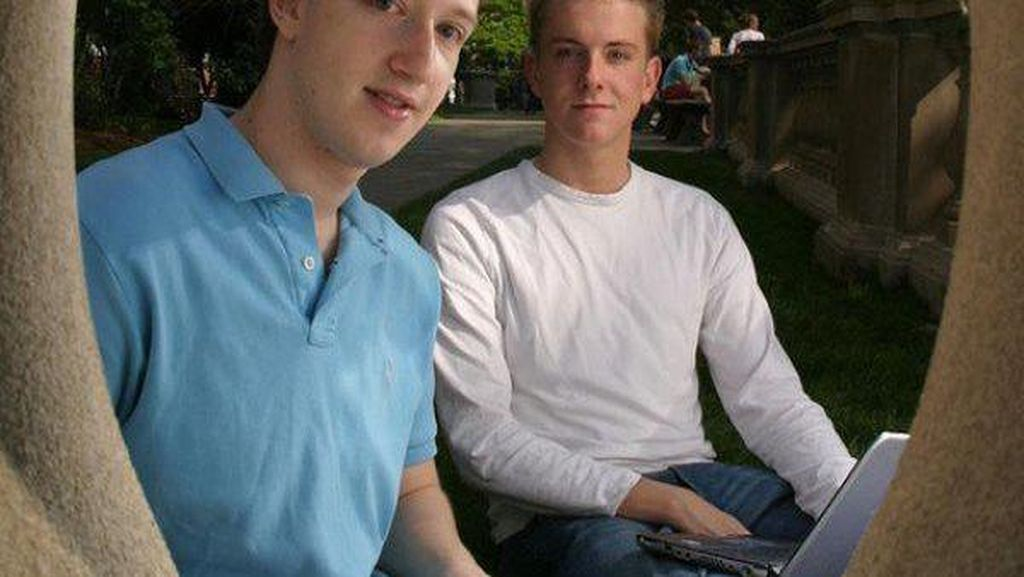 Retaknya Pertemanan Zuckerberg dengan Sesama Pendiri Facebook